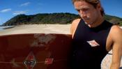 澳洲阳光小哥热爱冲浪,绝技是在长坂上跳舞