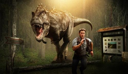 《侏罗纪世界2》爆花絮:星爵尬舞,全员回归打恐龙!