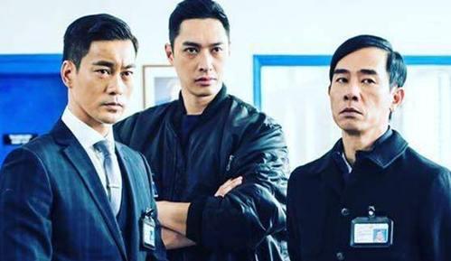 《反黑》重温经典的香港警匪剧情怀