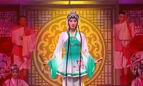 胡文阁黄圣依张新成跨界演绎戏曲