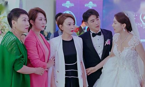 《逆流而上的你》第11集精彩看点:高红旗大闹高蜜婚礼
