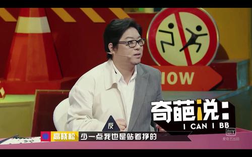综艺精选第56期:高晓松:我只站着挣钱