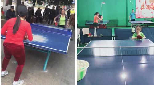 终于知道乒乓球为何是国球了!这是我们中国人的骄傲!