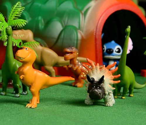 勇敢的史迪奇,史迪仔,阿紫玩具