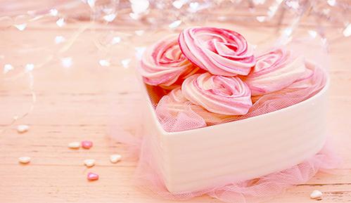 情人节小食,唯有爱与美食不可辜负!