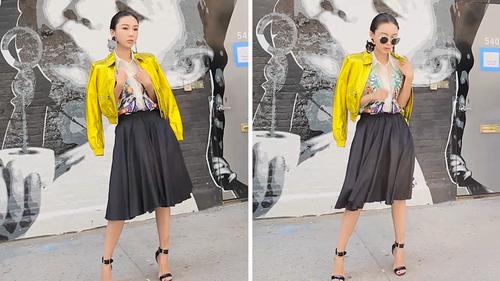 纽约邂逅华人设计师新力量——杨露