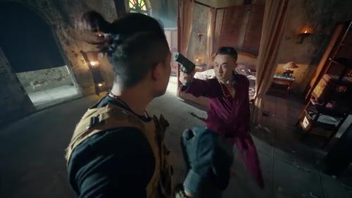 《黄金瞳》第27集精彩看点:彭飞冒险报仇失手被擒