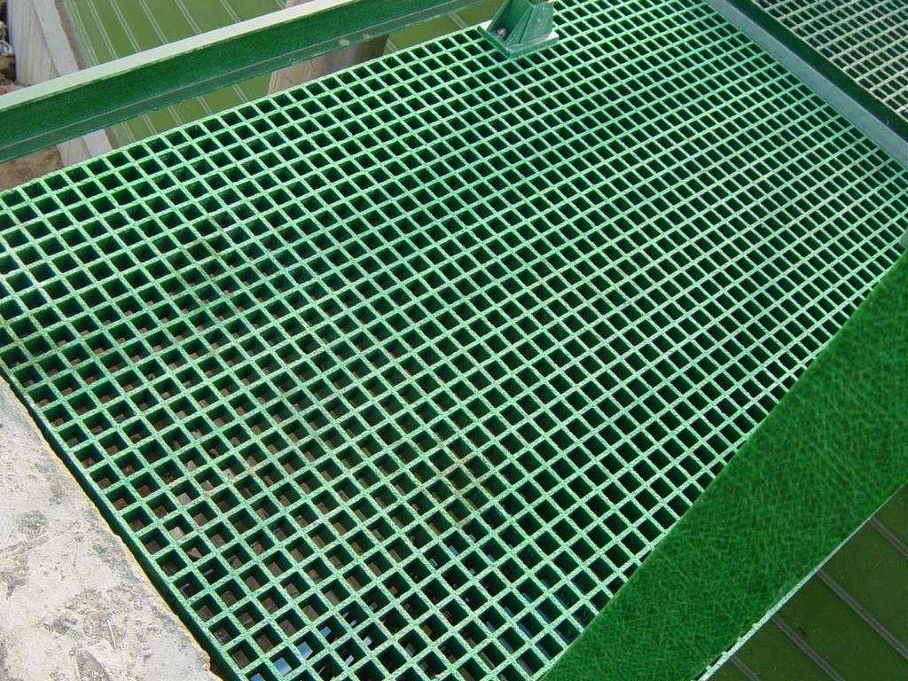 玻璃钢格栅盖板的应用场合图片