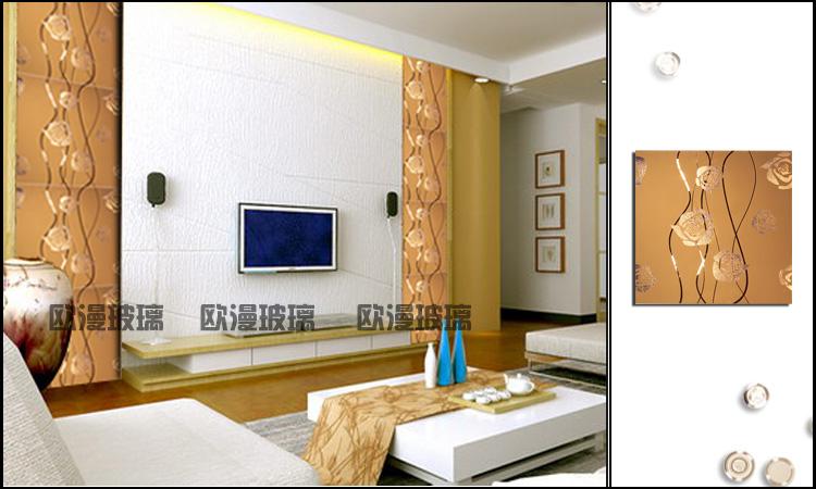 茶色壁纸_抹茶色壁纸,茶色玻璃壁纸背景墙图片