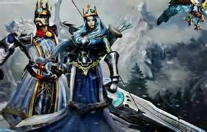 蛮王和剑魔的隐藏台词