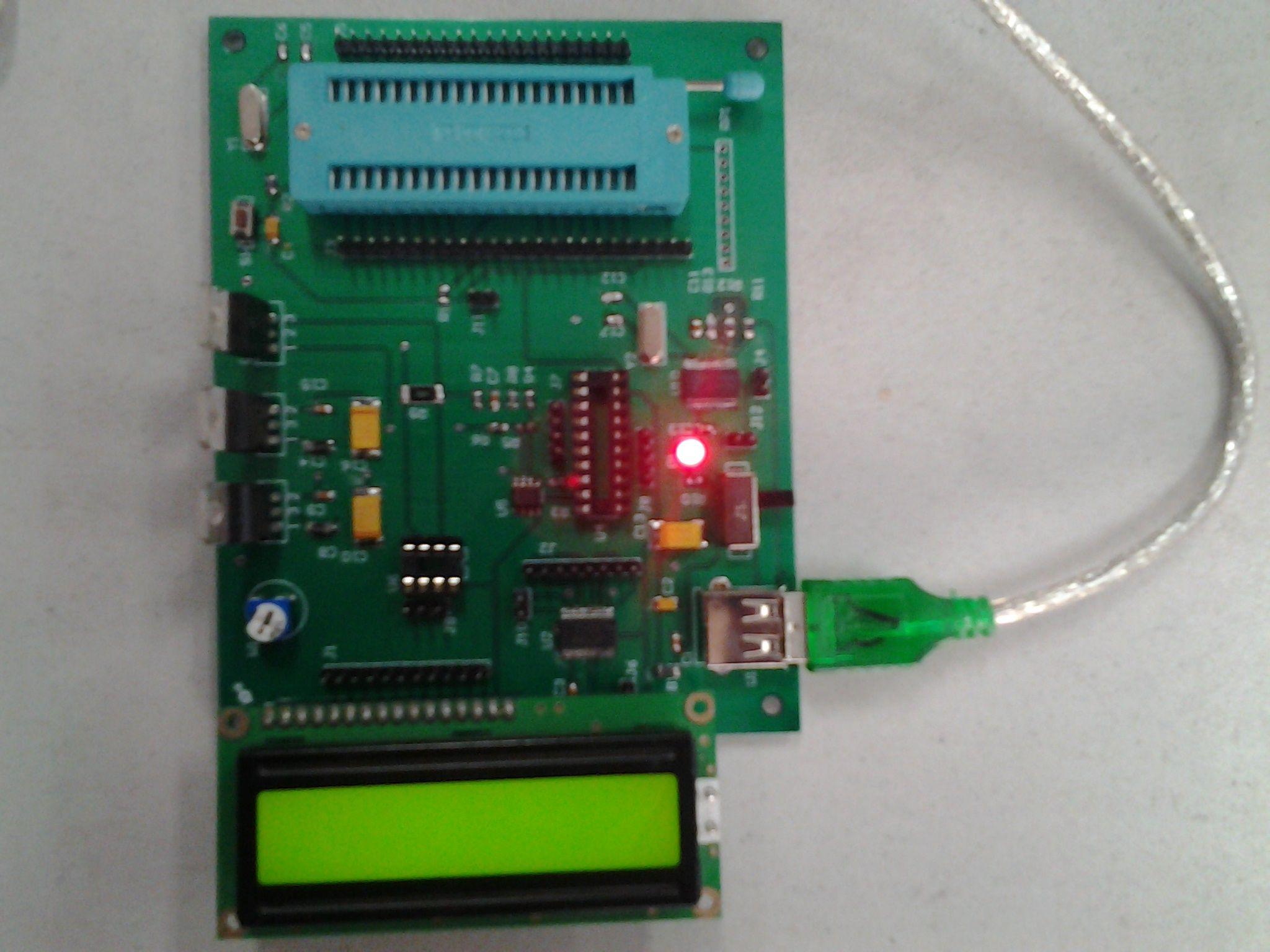 usb接口芯片 ft245rl 不能被电脑正常识别高清图片
