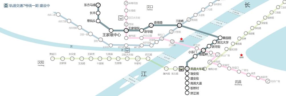 武汉地铁2号线,到底每一站内都有厕所吗?图片