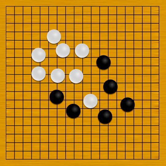 我需要五子棋棋盘 15x15的图片
