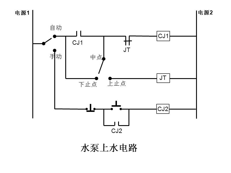 直动式电磁阀线路图分享展示图片