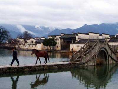 黄山古村落有哪些