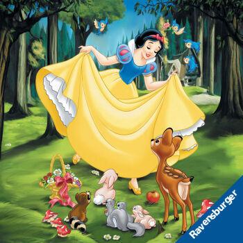 白雪公主出自哪里_如何看待《白雪公主》中皇后这一角色?