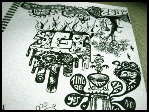 创意绘画涂鸦赛怎么做?图片