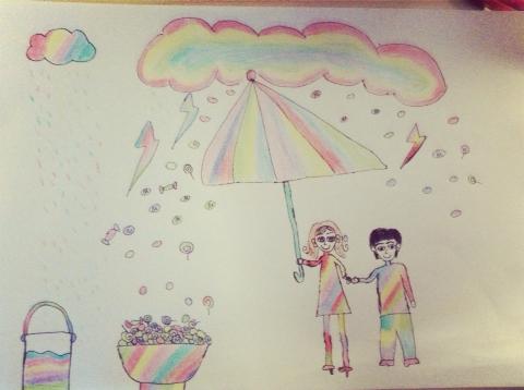 找好看的儿童毛衣图案 65 2014-03-23 美好童年儿童画,画什么好 9 200图片