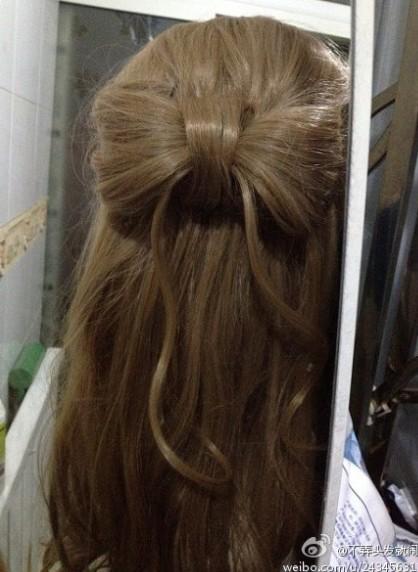 请问头发烫过之后必须用适用于染烫发质的洗发水吗?图片