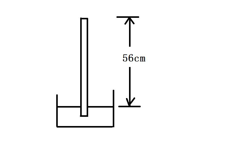 设管内外的压强为标准大气压图片