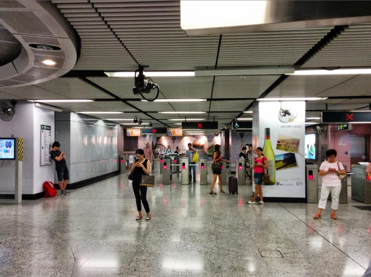 香港希慎广场怎么去