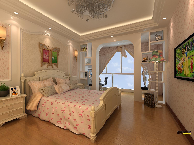 女生的卧室装修 想要采用温馨的风格