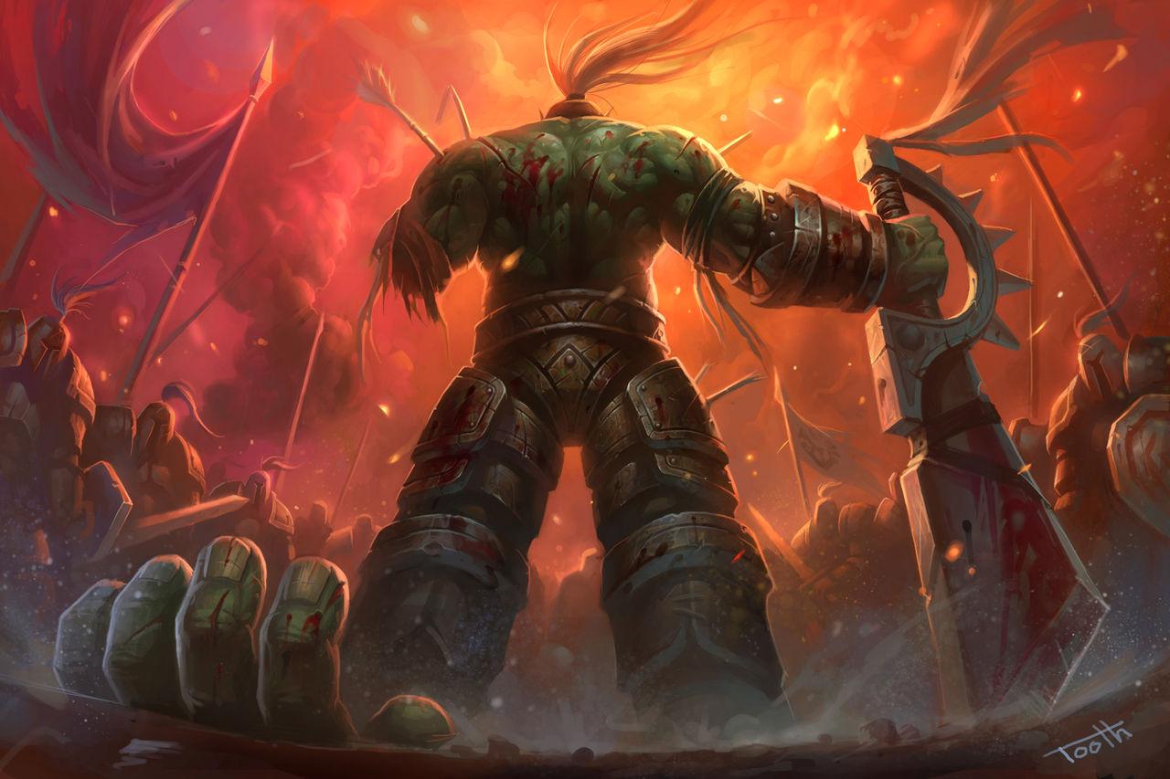 World of Porncraft  Warcraft porn
