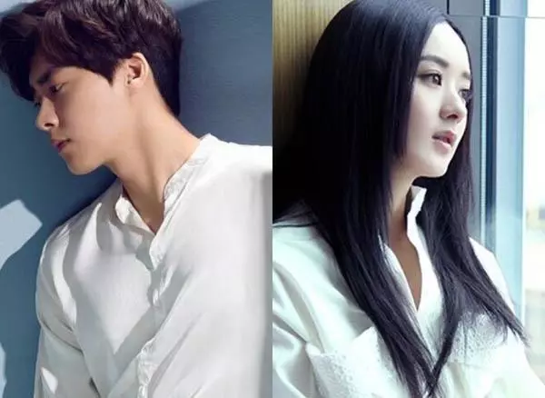 赵丽颖的男朋友是李易峰吗?图片