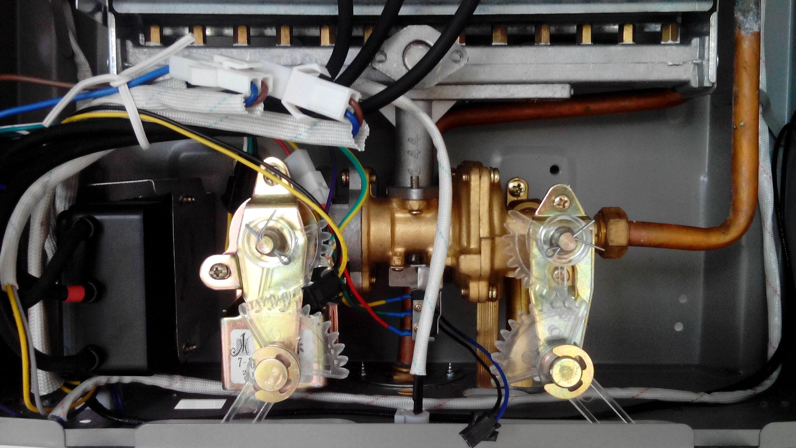 燃气热水器打不着火,气足水足,点火大火气会啪啪响正常,之后电磁阀嗒图片