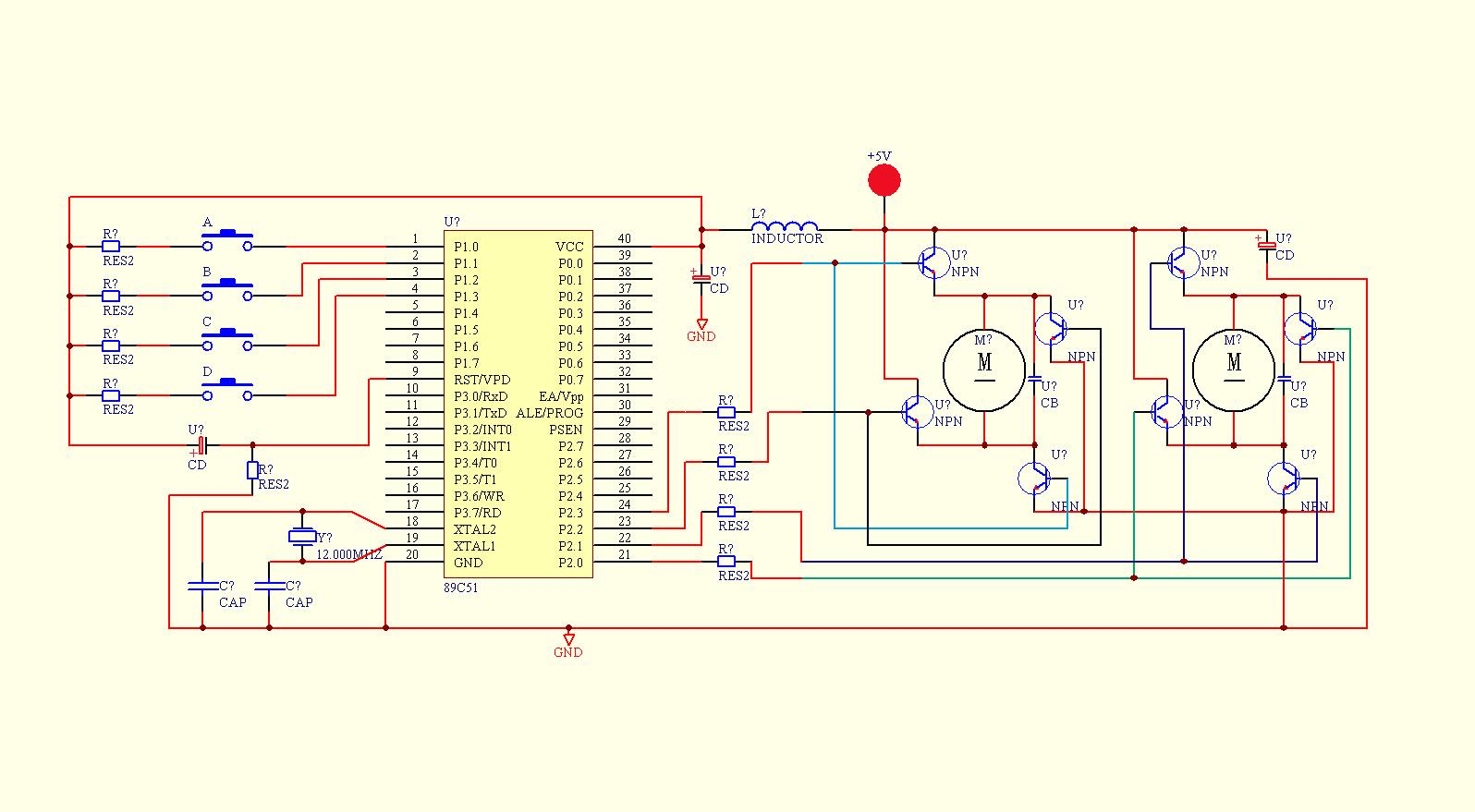 图.2个无刷电机电路图.发电机发电机组.调节器接线图发电高清图片