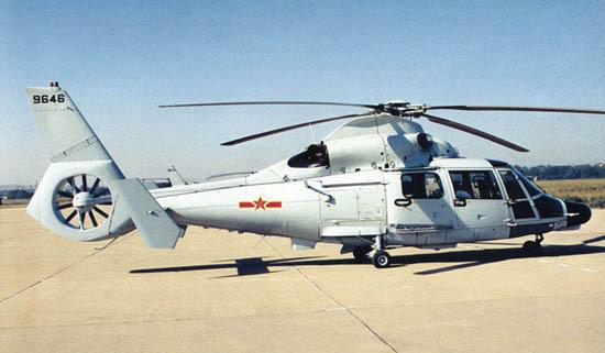 直�yaY�_武直-9直升机的影响