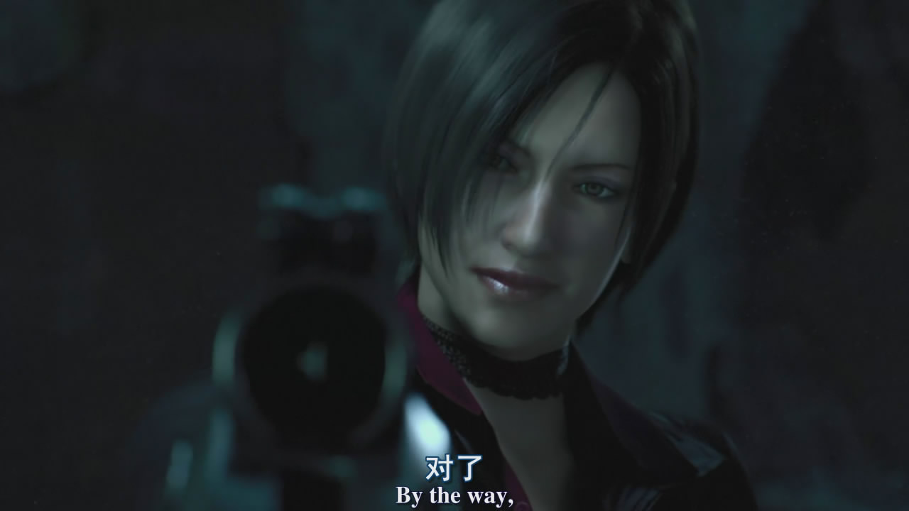二级这是游戏《生化危机》的首部CG动画电影——《生化危...