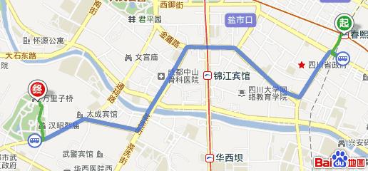春熙路怎么去锦里