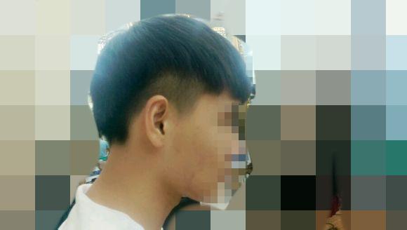 00后男生发型图片