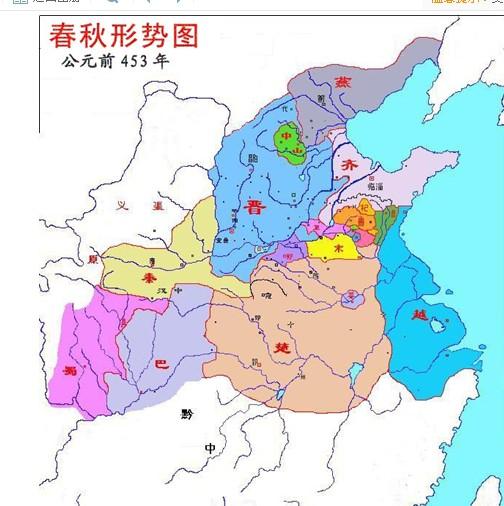 即今之开封府雍邱县是也.  陈 妫姓,侯爵.图片