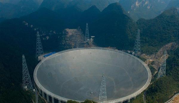 贵州射电望远镜旅游