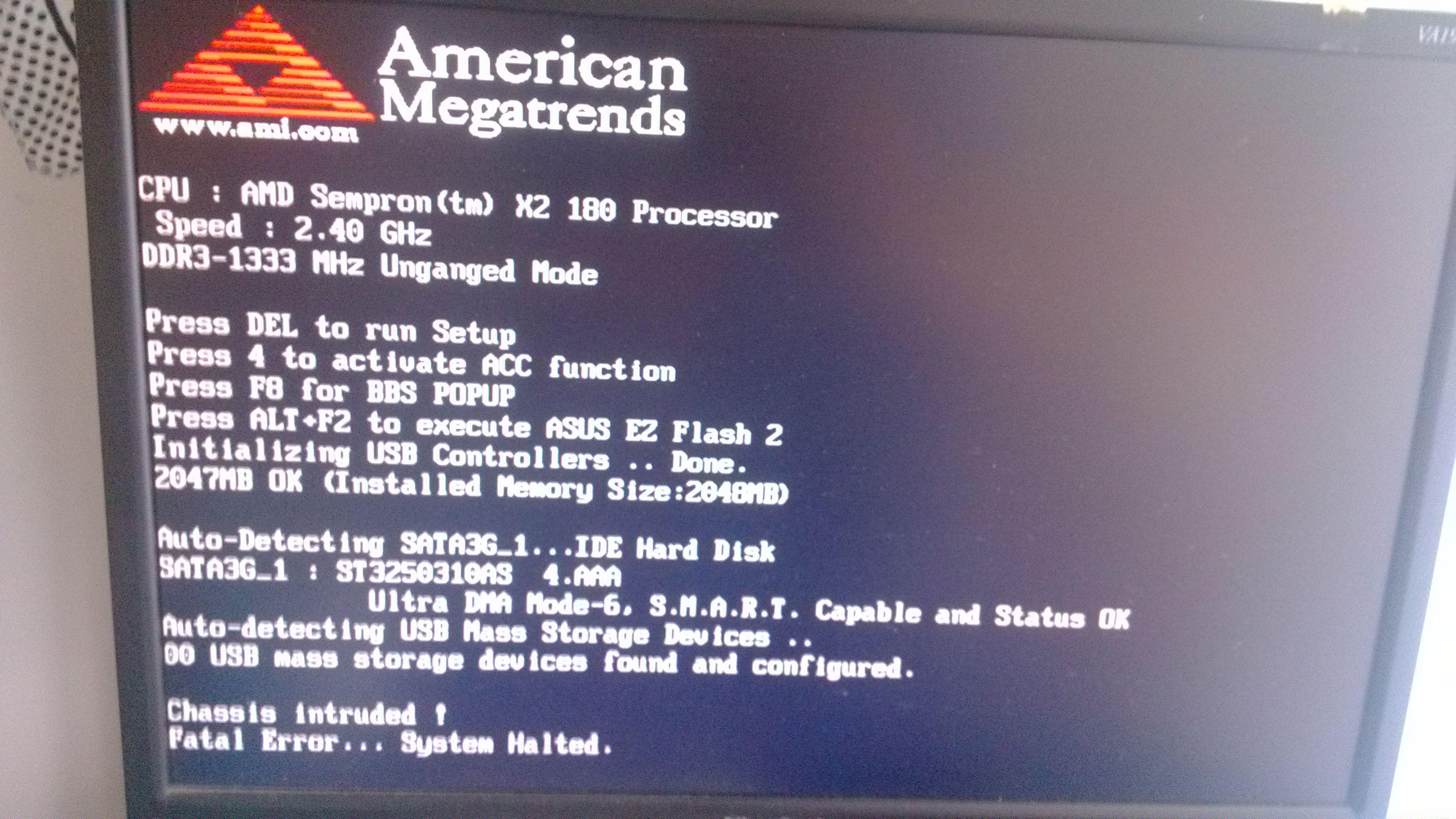 电脑经常开机就出现英文画面,xp系统.图片