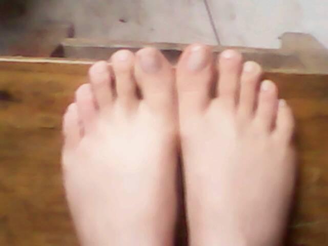 我很喜欢漂亮女孩的脚