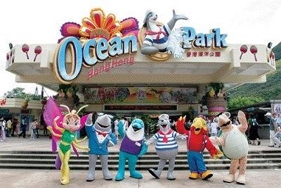 香港海洋公园表演时间