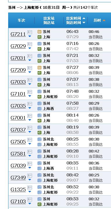 苏州到上海浦东
