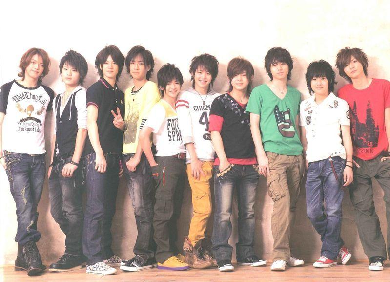 say!jump!这个日本男生的组合成员都是谁?