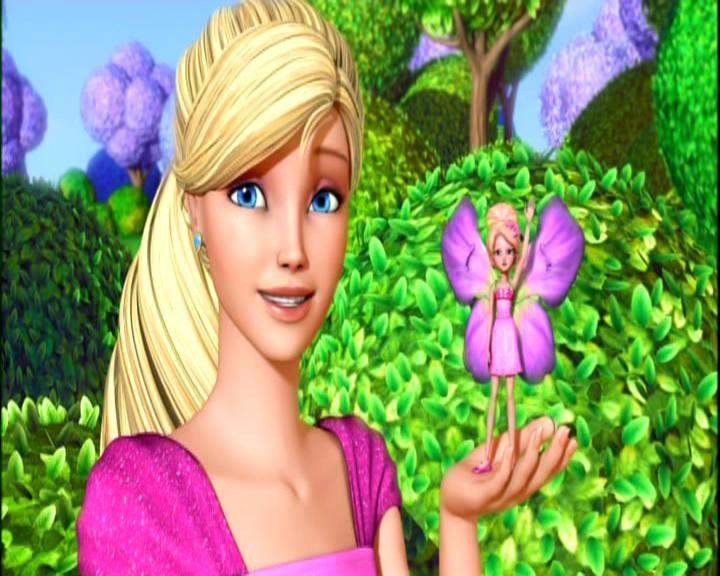 《芭比娃娃动画片》仙子系列有哪几部?图片