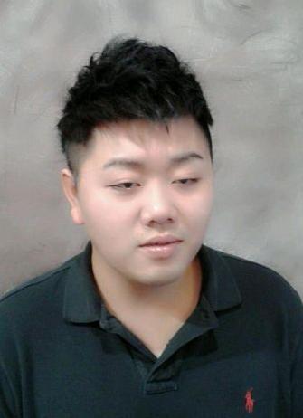 适合胖人的男士发型?图片