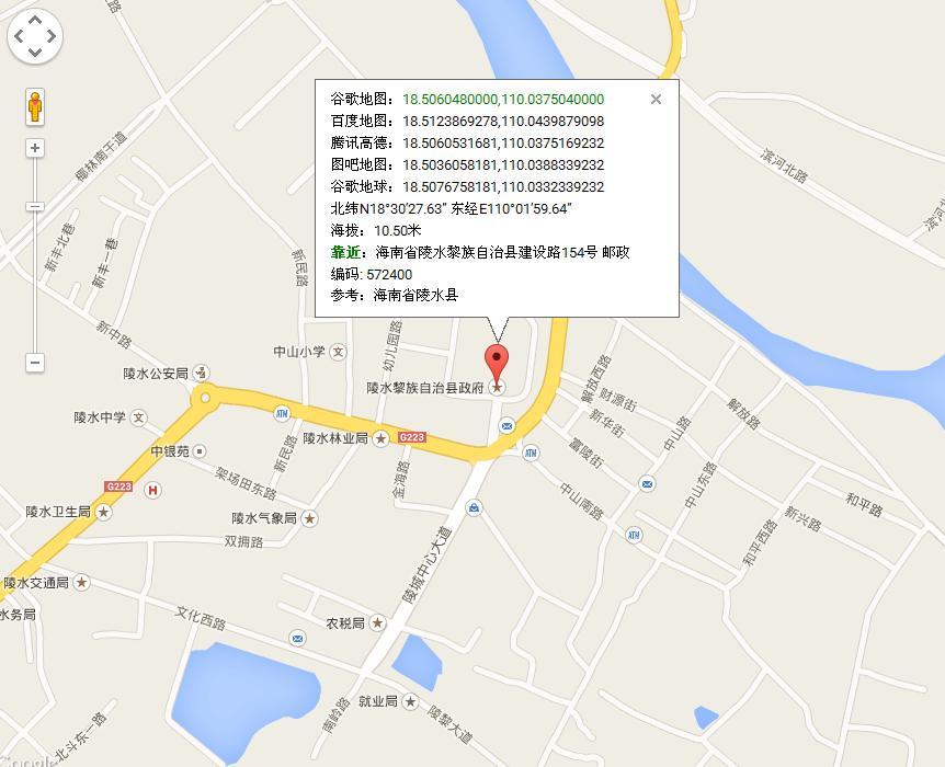 海南陵水黎族自治县