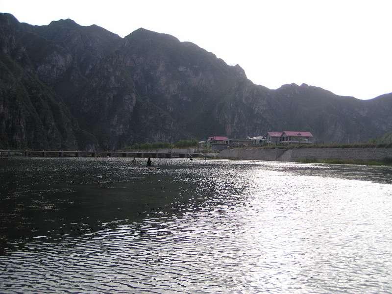 天津到野山坡多少公里