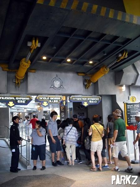 新加坡环球影城快捷票