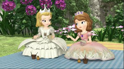 公主动画片《小公主苏菲亚》的亲生父亲是谁?图片