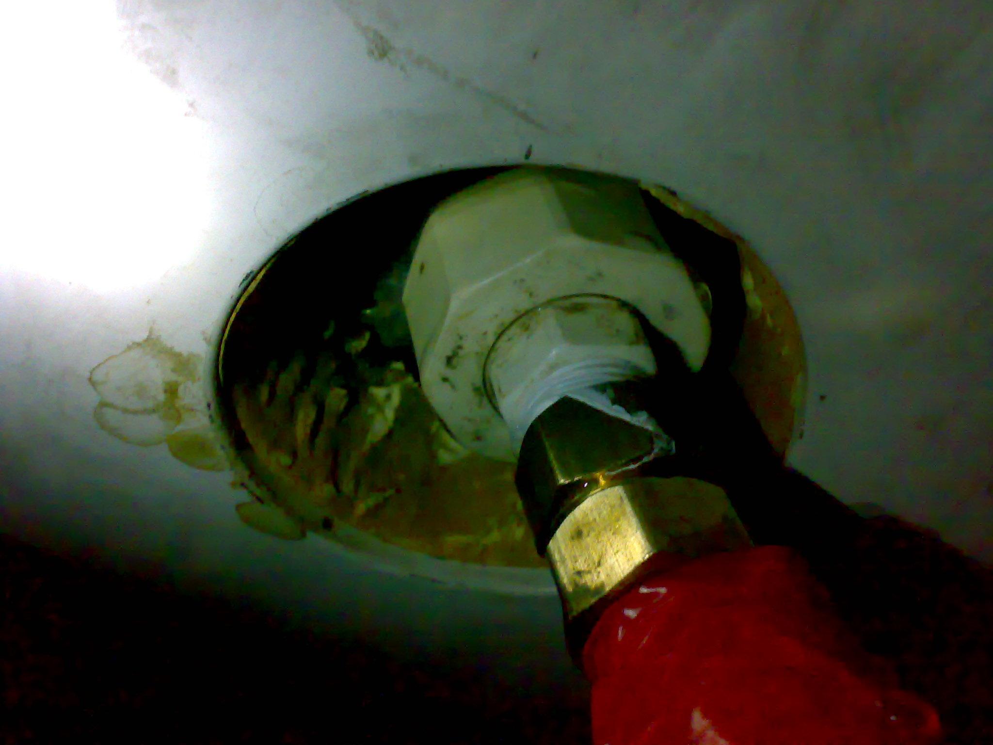 天普太阳能水箱出水口管件能换吗 高清图片