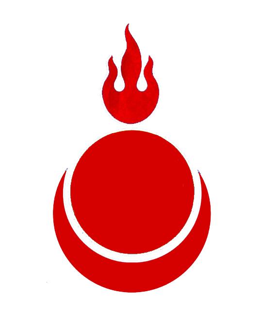 """成吉思汗创立的蒙古汗国""""国徽""""什么样图片"""