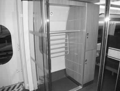 坐高铁带着24寸行李箱而且很重,能不能放腿座位旁边,不放行李架上?图片